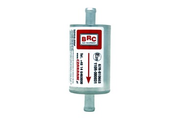 BRC filtro gas con cartuccia intercambiabile 11/11