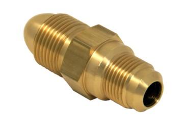 Calor Propanflasche (UK POL) Adapter auf Füllschlauch 3/8