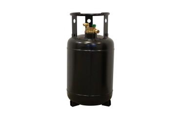 CAMPKO Tankflasche 30 Liter mit 80% Multiventil