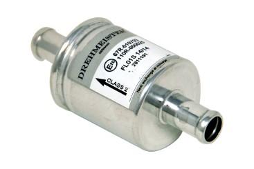 DREHMEISTER Gasfilter HS01S 14x14 mm