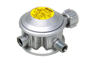 GOK Niederdruckregler 30mbar 1,5kg/h - KLF 90° Abgang