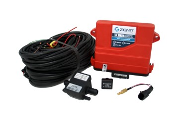 Zenit PRO OBD kit electrónico 5-6 cilindros