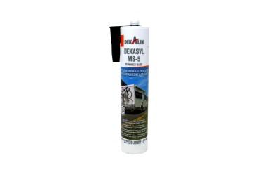 Dekalin DEKAsyl MS 5 MS-Polymer Kraftkleber 290 ml (schwarz)