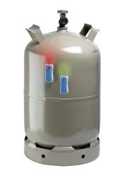 GASLEVEL® CLASSIC Gasflaschen Füllstandsanzeige, Gas Füllstandsanzeige