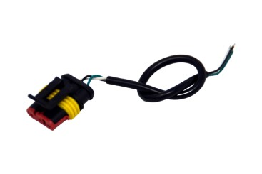 AMP Superseal Stecker 3-PIN mit 20cm Kabel, wasserdicht