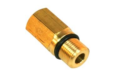 Auf- Einschraubverschraubung M10x1/M12x1 D6,5mm / 5,5mm