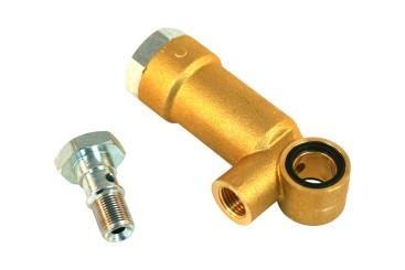 BRC boîtier de filtre à haute pression pour vapo détendeur Zenith