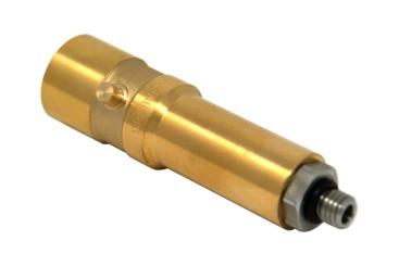 DREHMEISTER Bajonett LPG Adapter M10 - 103,5mm (Edelstahlanschluss)