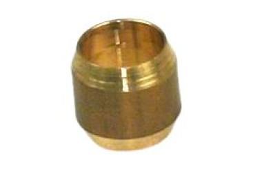 DREHMEISTER Messing - Klemmring 6mm