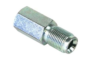 Boquilla roscada zincada M12x1 (GNC)