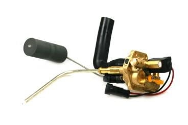 Emer multiválvula GPL de salida de 6mm - para depósitos tóricos 30°