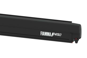 FIAMMA F45S Awning Camper, RV - case black, canopy colour Royal Grey