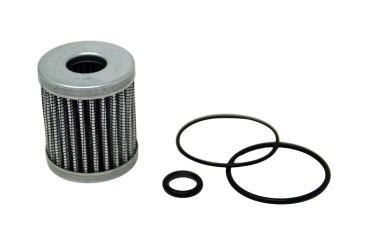 Cartuccia filtro poliestere per filtro gas LANDI RENZO incl. set di guarnizioni (fase gas)