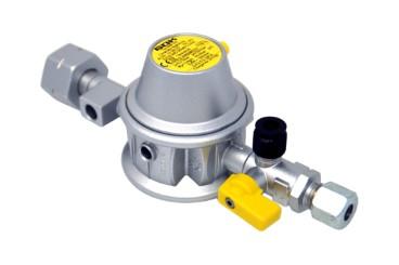 GOK Caramatic BasicOne Regleranlage 30 mbar EN61- 1,5 kg/h RVS 8 mm
