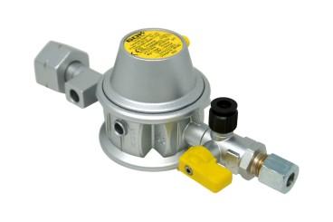 GOK Regleranlage 30 mbar EN61- 1,5 kg/h  Komb.A x RVS 8 mm
