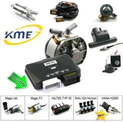 KME NEVO PLUS 5/6 cilindros