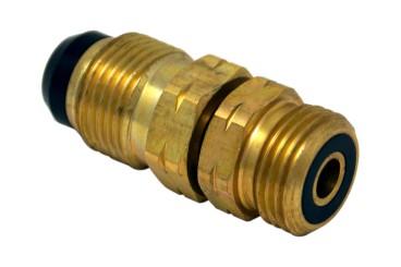 LPG Adapter POL US G.9 x G.12 (W21,8 x 1/14 LH)