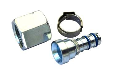 LPG-FIT Fitting set straight XD-6 = filling hose (FNF-I)