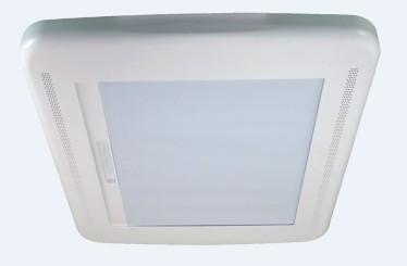Maxxair Verdunkelungsrollo für Dachventilator MaxxFan Deluxe, ohne LED