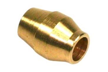 Bague de serrage pour BRC 6/8mm - en laiton