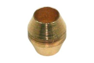 Messing - Klemmring für Mistral 6mm