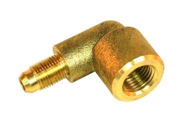 Codo para multiválvulas/boca de depósito M10x1 / G¼