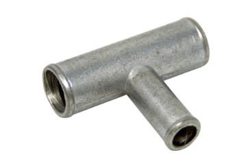 Raccord en T (aluminium) 23 x 16 x 23mm