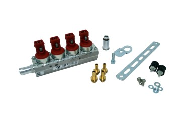 Vercesi LPG/CNG Injektor 4 Zylinder für MED 238210001