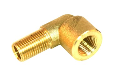 Codo para multiválvula/boca de depósito G1/4 / G1/4 Ø 8 mm