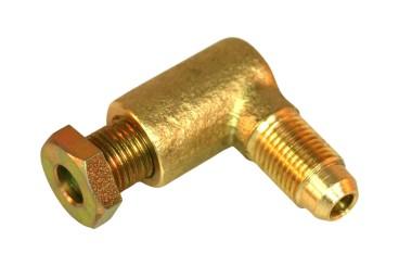 kit de coude pour polyvanne M10x1 / M10x1 D.6mm