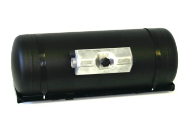 GZWM serbatoio cilindrico a 4 vie 450x1060 150 L